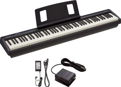 stage piano huren Roland FP10