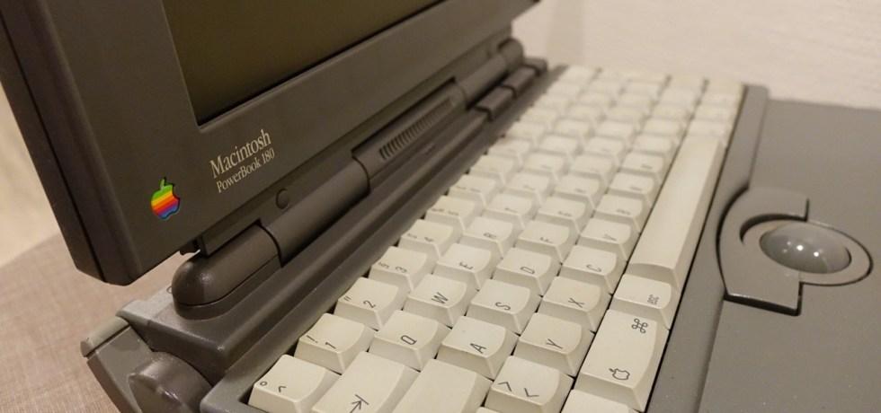 Apple Powerbook 180