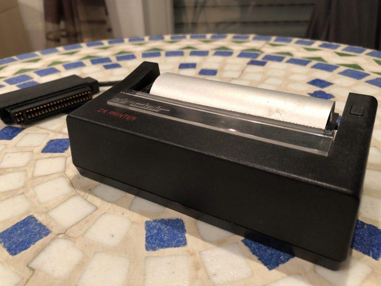 Der ZX Printer