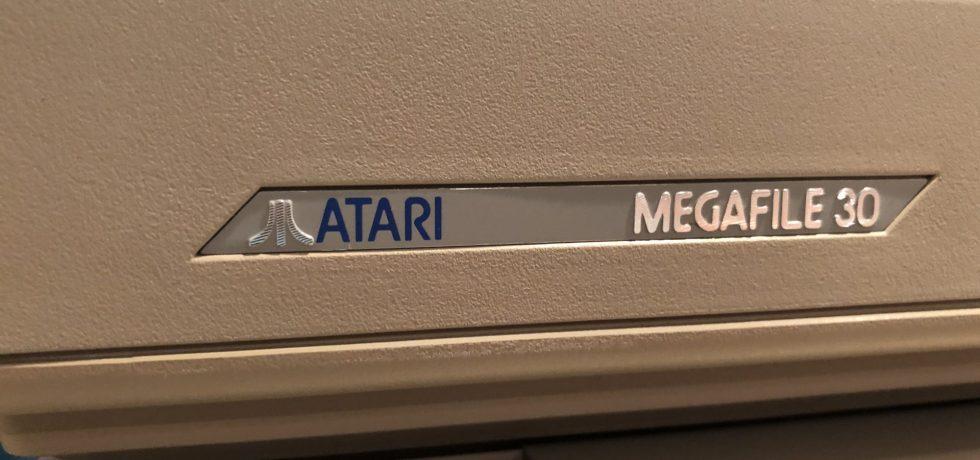 Atari Megafile 30