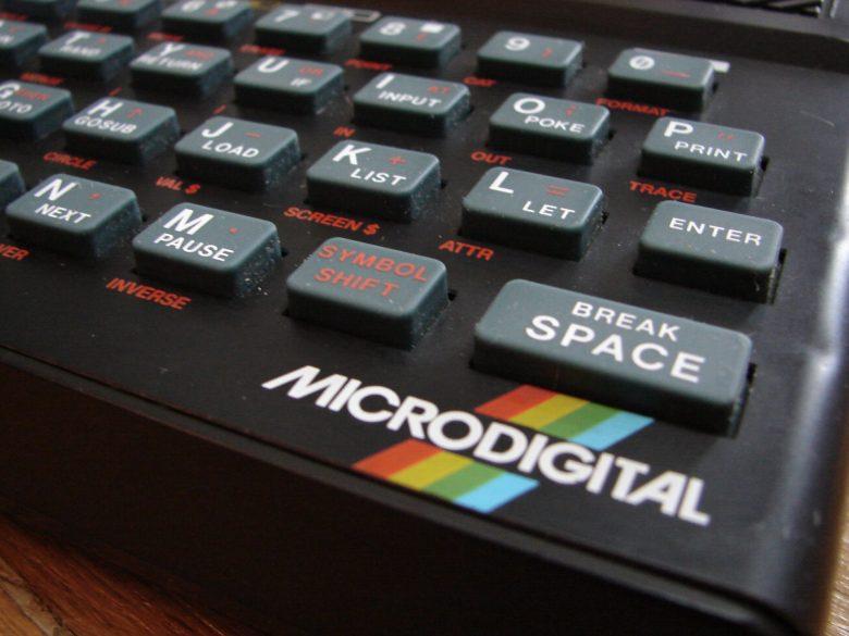 Brasilianische Computer Microdigital TK85