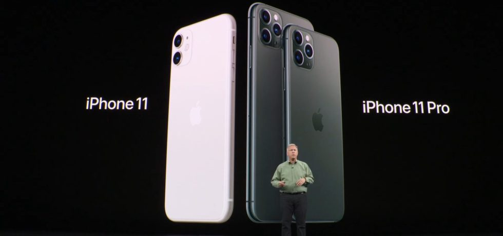Apple Keynote iPhone 11