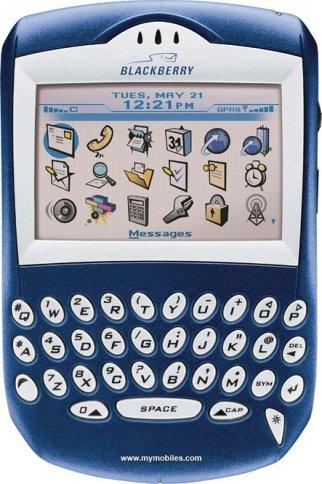 Das BlackBerry 7290