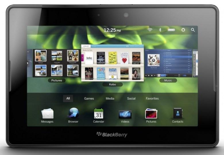 Das BlackBerry Playbook - Story vom Abstieg eines Kultprodukts