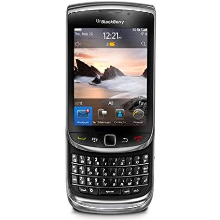 Das BlackBerry Torch. Story vom Abstieg eines Kultprodukts