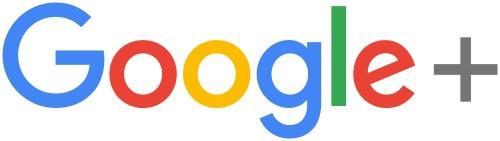 Das Google+ (Google Plus) Logo. Digitales Leben in Vergangenheit, Gegenwart und Zukunft