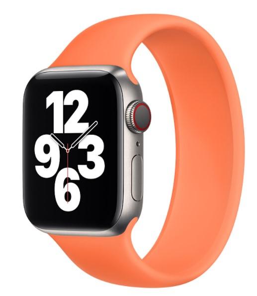 Solo Loop. Armbanddesigns für die Apple Watch