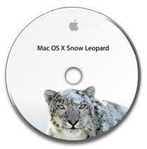 Sinnbild für Mac OS X 10.6 Snow Leopard