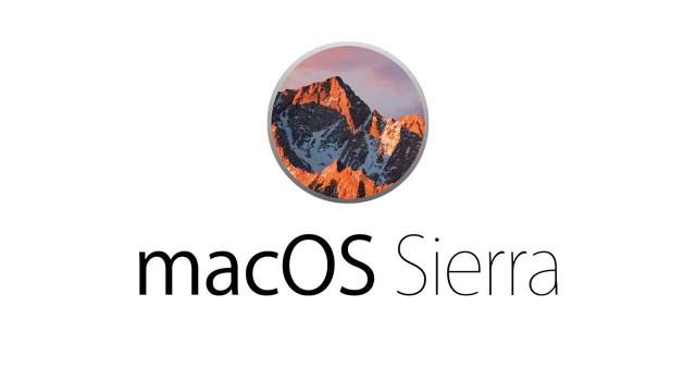 Sinnbild für macOS 10.12 Sierra