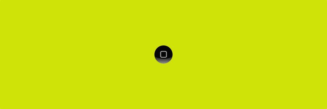 Störrischen iPhone Home Button kalibrieren