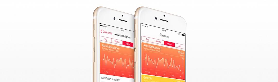 Health App: So übertragt ihr Gesundheitsdaten auf ein neues iPhone