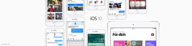 iOS 10: Drei Einstellungen, die ich sofort geändert habe