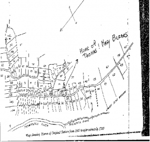 Map of Farmington