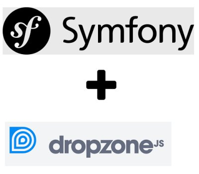 symfony dropzone