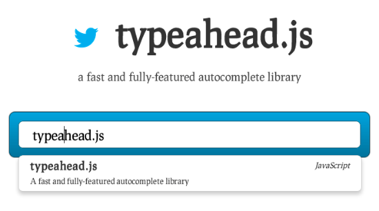 Typeahead bloodhound Tutorial