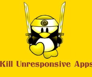 Ubuntu/Linux – Force Kill unresponsive program in less than 10 seconds