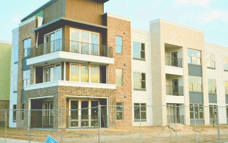 Apartment In a New Building