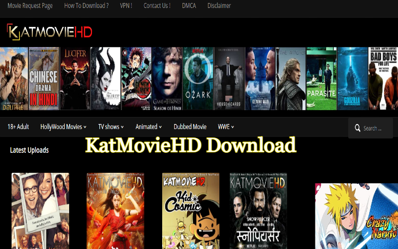 """KatMovieHD"" Best Bollywood, Hollywood, Tamil HD Movies Download"