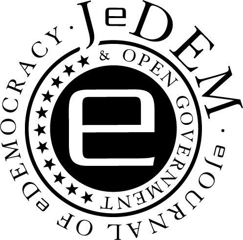 JeDEM Vol 7, No 1 (2015) out now!