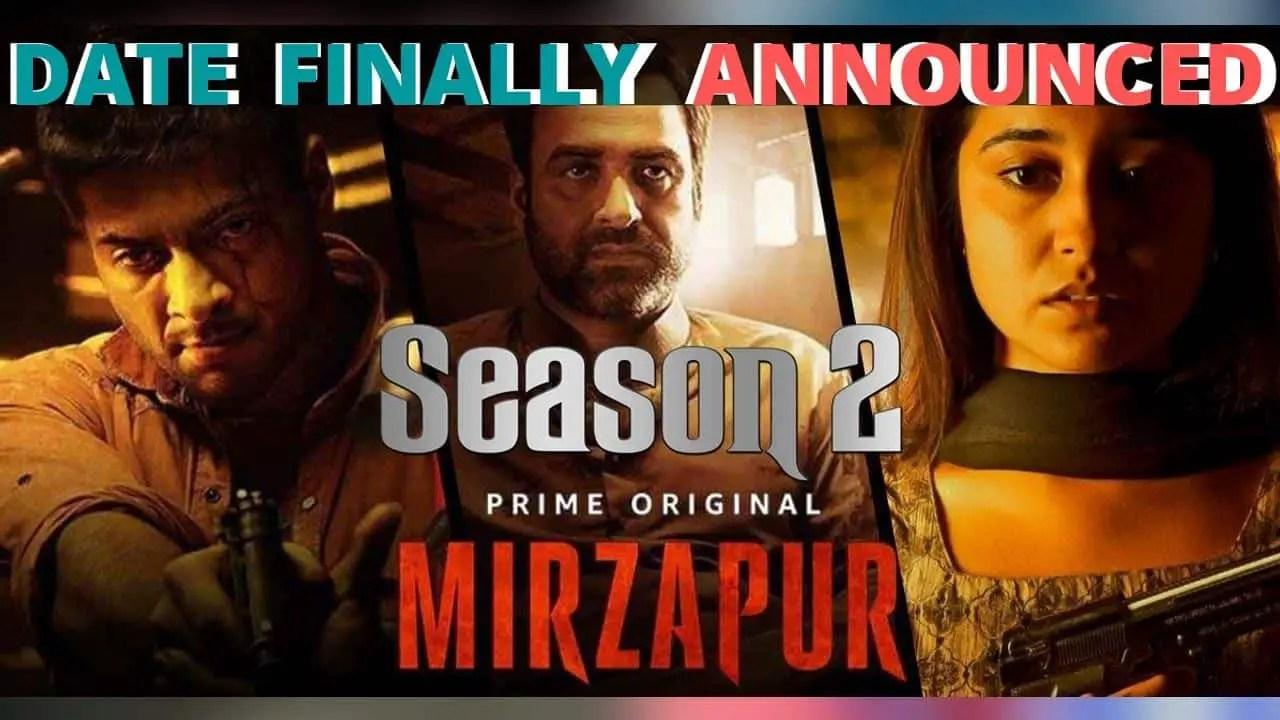 Mirzapur Season 2 Download