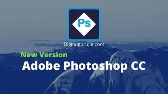 adobe photoshop cc download free