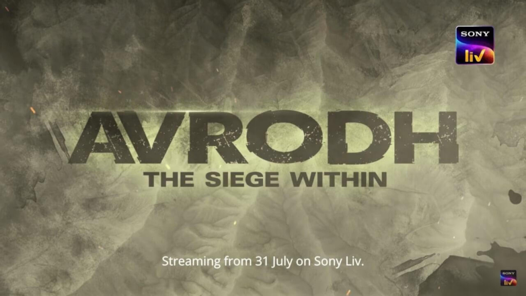Avrodh the Siege Within Web Series Download filmyworld