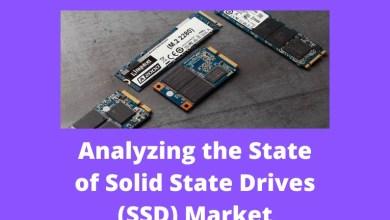 Analyzing the State of Solid State Drives (SSD) Market