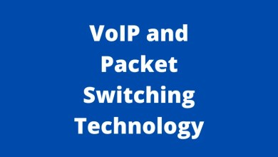 VoIP and Packet Switching Technology