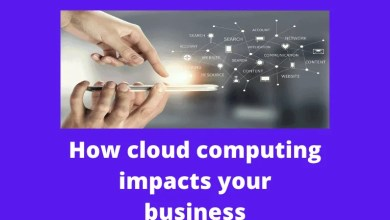 How cloud computing impacts your business