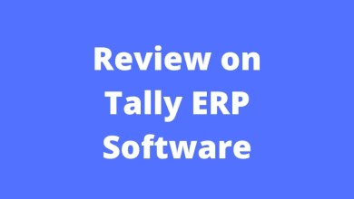 Review on Tally ERP Software