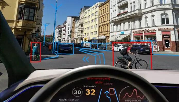 self driving AI car