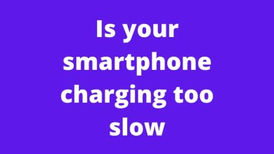 Is your smartphone charging too slow