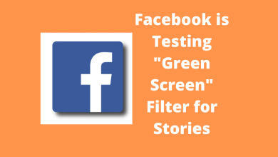 facebook is testing green screen filter for stories
