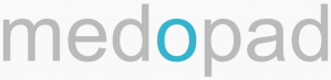 logo medopad - one of the most interesting digital health companies in Europe