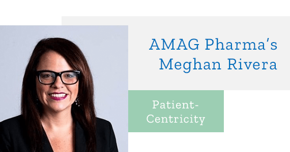 Interview: Patient-Centricity with AMAG Pharma's Meghan Rivera - Aug 2019