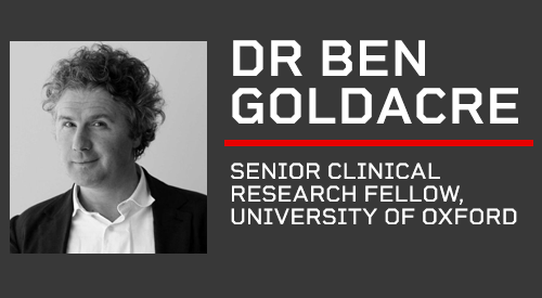 Ben Goldacre - Digital Health Rewired