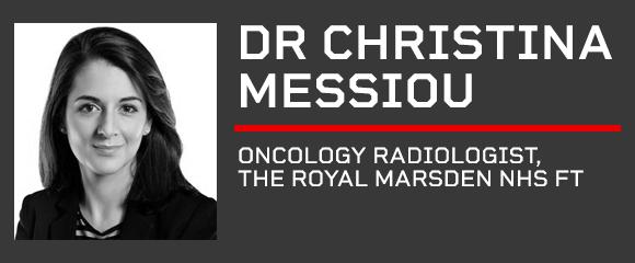 Dr Christina Messiou - Oncology Radiologist, The Royal Marsden NHS FT