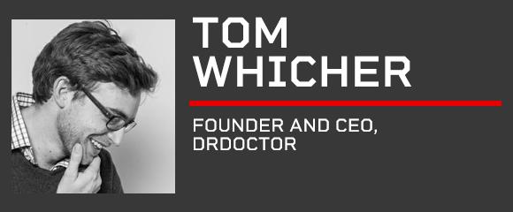 Tom Whicher - Digital Health Rewired