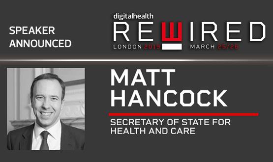 Matt Hancock Rewired