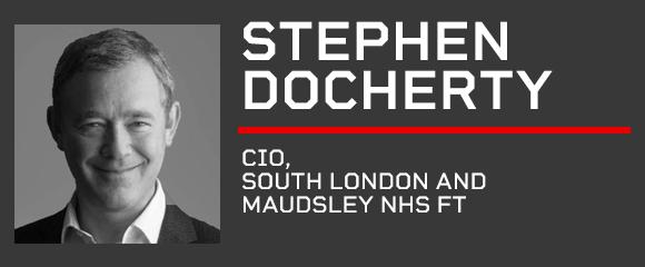 Digital Health Rewired Speaker - Stephen Docherty