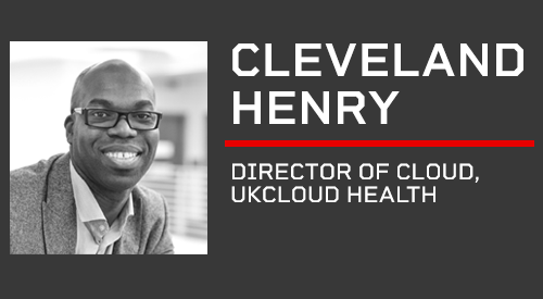 Digital Health Rewired Speaker - Cleveland Henry