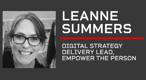 Digital Health Rewired Speaker - Leanne Summers