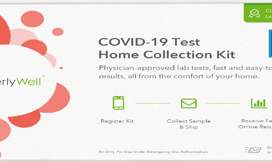 FDA Issues EUA for First COVID-19 Standalone At-Home Sample Collection Kit