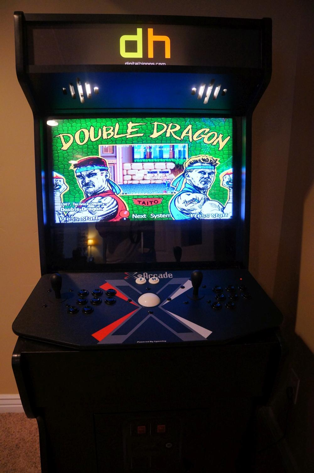 Spotlight The Digital Hippos Custom Arcade Cabinet