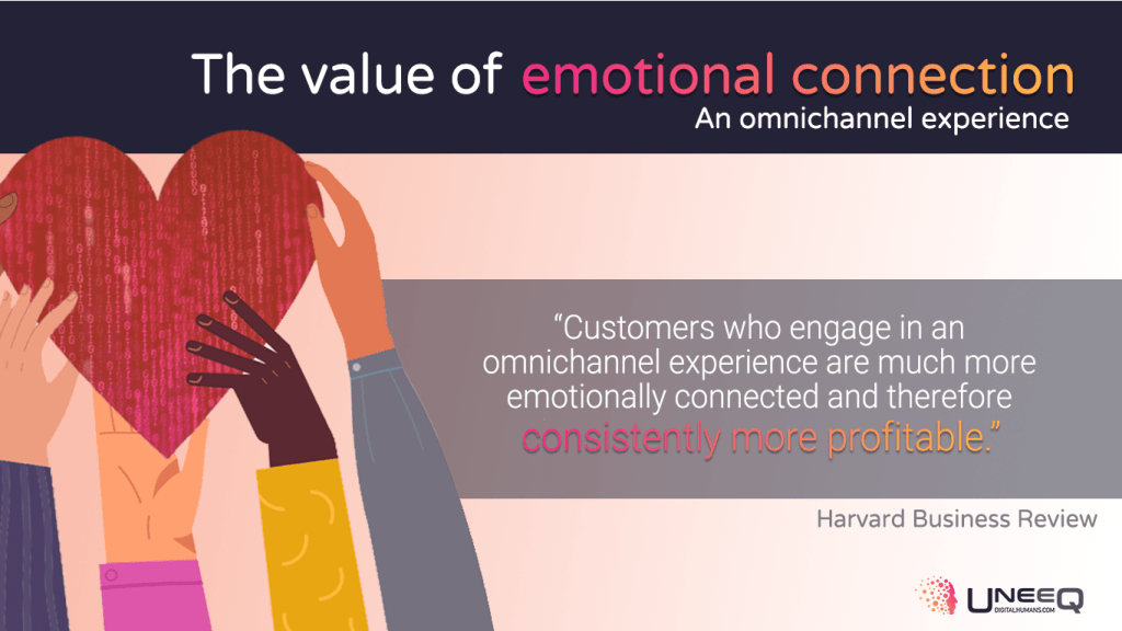 The value of emotional connection in marketing quote 2