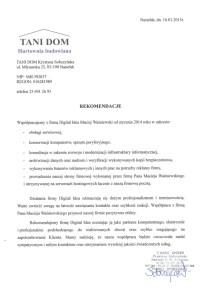 referencje_tanidom
