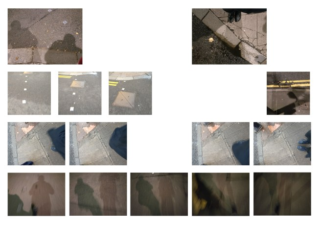 Submission contact sheet site 1 Partick Cross