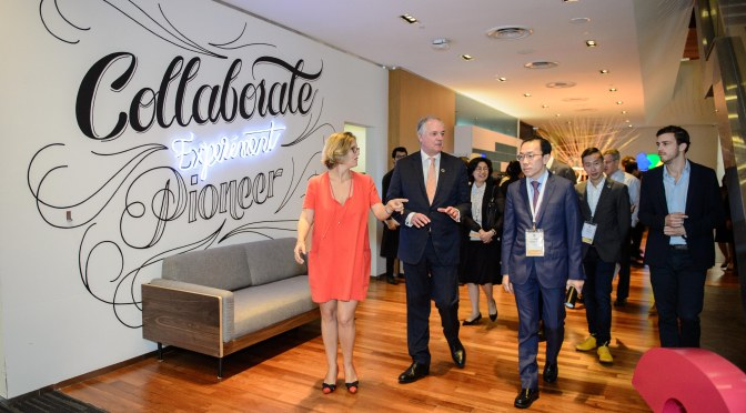 Unilever Launch new Singapore Innovation Hub