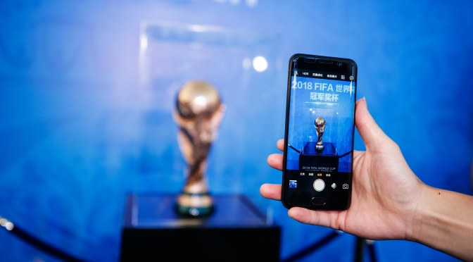 "2018 is ""The Year of App"" for World Cup marketing"