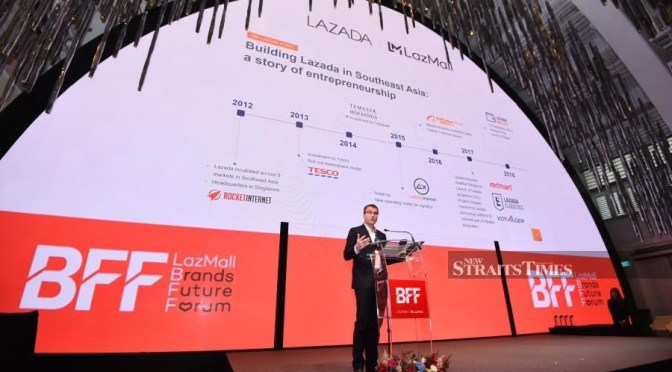 Lazada Launches New Online Retail Solutions in SEA